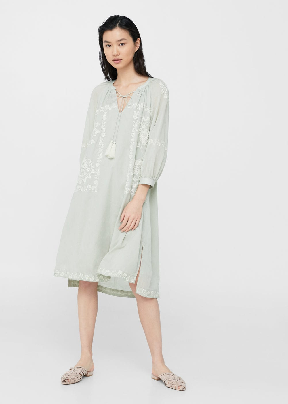 Wanted: Little Cotton Dresses