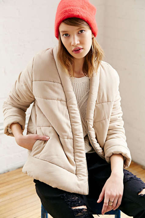 Latest Obsession: Quilted Layers