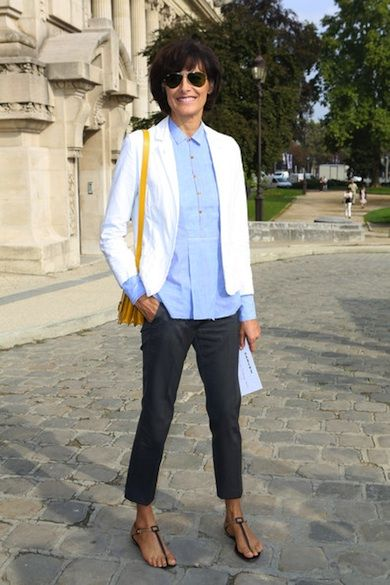 Outfit of the Week: Parisian Transition