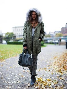 Wanted: The Perfect Army Parka
