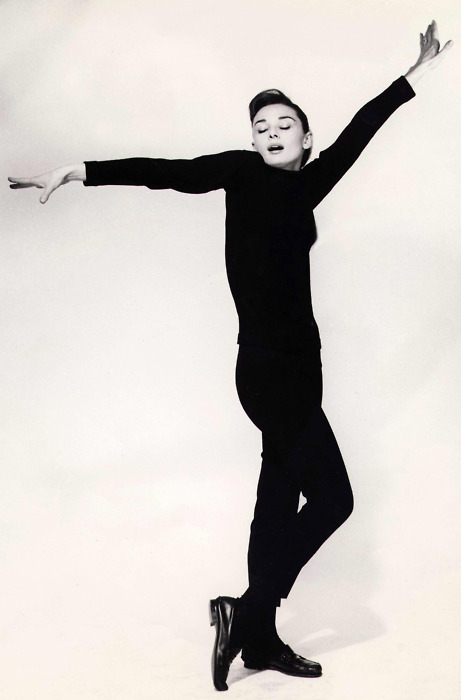 Flashback Friday: Audrey Hepburn in Funny Face