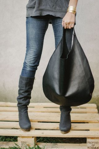 All of a Sudden I Want a Hobo Bag!