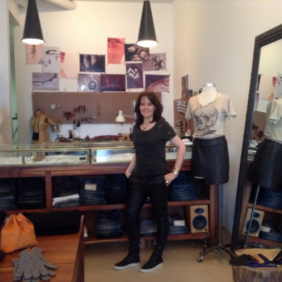 Top 5: Christine Ganeaux, Designer/Store Owner