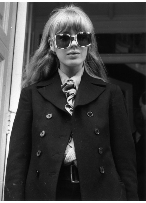 Flashback Friday: Marianne Faithfull in the '60s