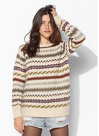 I Kind Of Love The Sweaters I Used to Hate   I WANT TO BE HER!
