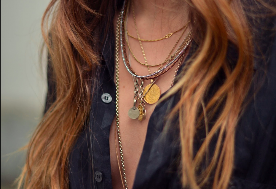 How To: The Perfect Necklace Mash-Up
