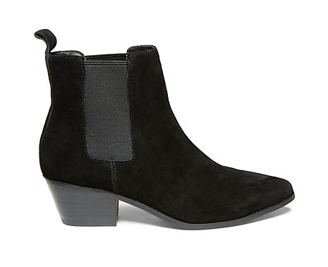 Cheap & Chic On Your Feet: Rocker Booties