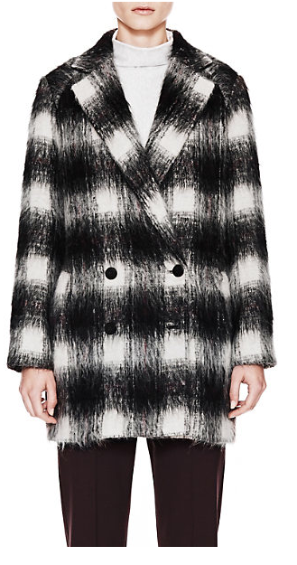 Dreaming About Plaid Coats