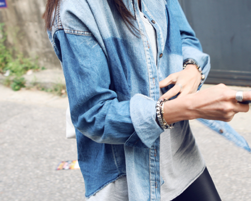 You Can't Have Too Many Denim Shirts