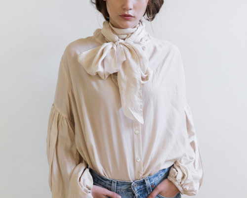 Suddenly Craving A Poetic-Muse Blouse