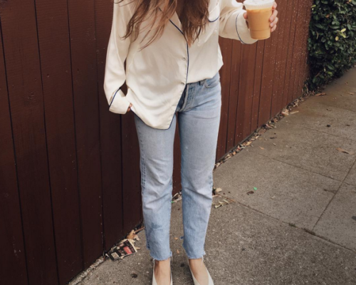 Outfit of the Week: The Morning After
