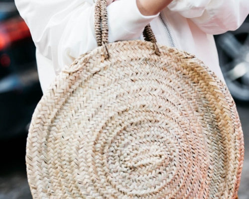 Wanted: A Basket Bag