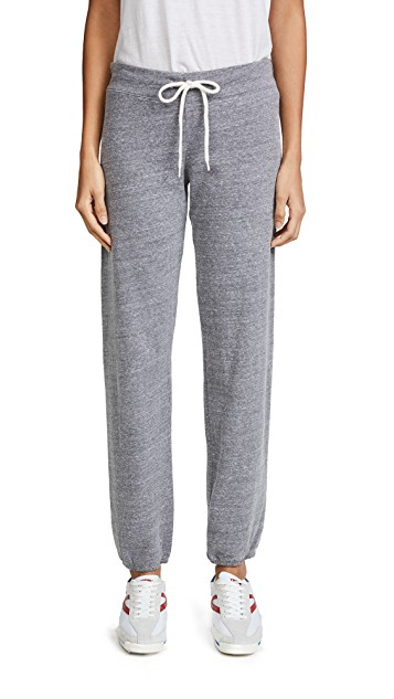 "b28facd28d4f78 1. Monrow sweatpants ""My fashion aspirations are pretty simple. I need  something comfortable that can last me from casual-chic to cozy pajamas  since most ..."